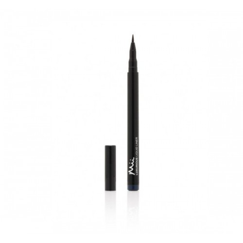 MII LUXURIOUS LIQUID LINER DECADENCE 03 - ŠKIDRAIS LAINERIS ACĪM, BRŪNS (1ML)