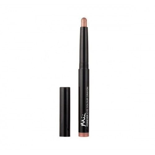 MII FOREVER EYE COLOUR CRAYON ROSE GOLD 02 - PASTEĻKRĀSA ACĪM (1.64G)