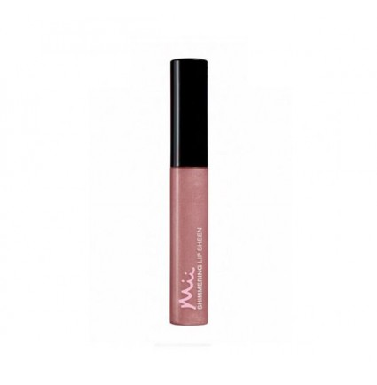 MII SHIMMERING LIP SHEEN FLOW 02 - LŪPU SPĪDUMS