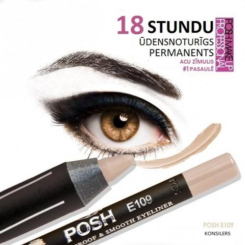 "POSH 18H ŪDENSNOTURĪGS PERMANENTS ""KONSILERS"" E109"